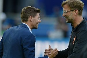 Steven Gerrard and Jurgen Klopp are often in touch to discuss football with the Liverpool boss advising his Rangers counterpart