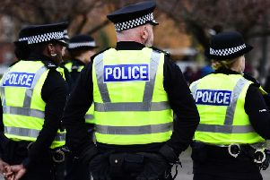 Police Scotland needs an extra 50m to avoid officer cuts