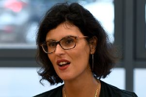 Liberal Democrat MP Layla Moran recently announced she was pansexual and in a relationship with a woman (Picture: Finnbarr Webster/Getty Images)