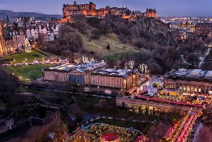 Chief executive Gordon Dewar said the recent debate over the citys winter festivals, sparked by controversy over their impact on the city centre and its residents, had not been balanced.