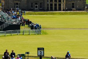 The Old Course at St Andrews will be investigated as part of a three-year project looking into challenges facing the sport. Picture: Getty
