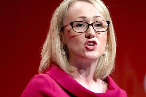 Rebecca Long-Bailey won't block indyref2