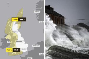 Scottish schools forced to close as storm Brendan brings hurricane winds