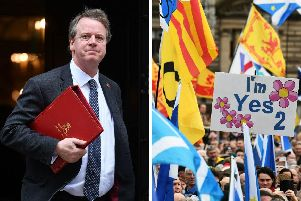 Scottish Secretarys view that an SNP win in 2021 would not be indyref2 mandate is nonsense, writes Lesley Riddoch.