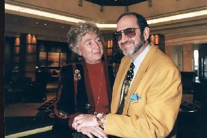 Vera and Gerald Weisfeld who founded What Every Woman Wants