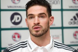 Lafferty joined Sunderland as a free agent last week.