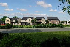 Taylor Wimpey has a string of Scottish developments including in Penicuik. Image: Contributed