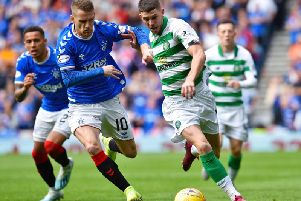 Celtic and Rangers are amongst the top 120 richest clubs in the world. Picture: SNS