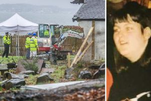 The Seacroft bungalow at Inverkip was at the centre of the investigation into the murder of Margaret Fleming.