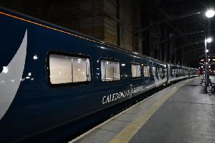 Passenger complaints about Caledonian Sleeper more than trebled last summer