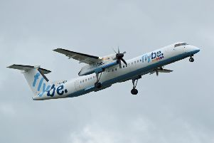 The UK Government is considering measures to help struggling airline Flybe (Picture: Pete Byrne/PA Wire