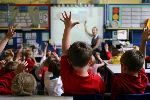 Cosla, which represents Scottish councils, has issued a stark warning about the future facing Scotland's children. Picture: PA