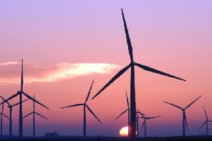 Utility giant SSE plans to treble its production of renewable energy by 2030. Picture: Contributed