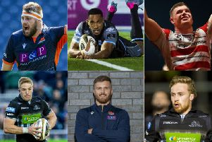 The six new boys in the Six Nations squad