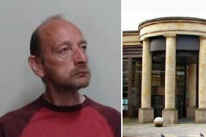 Martyn Griffiths was sentenced at the High Court in Glasgow. Picture: Police Scotland