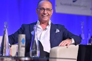 Paphitis said Boux was 'still paying significantly above average' rents. Picture: Sandy Young