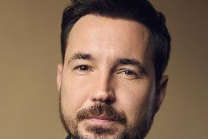 Line of Duty star Martin Compston has been cast in one of the main roles in Scotland's new nuclear weapons thriller Vigil.