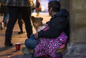 Edinburgh housing chiefs under fire for repeatedly failing to house the homeless
