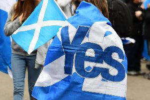 Nationalist MSP Alex Neil also suggested a campaign of civil disobedience was needed to force the UK Government into granting a Section 30 order, giving Holyrood the power to hold indyref2. Picture: John Devlin