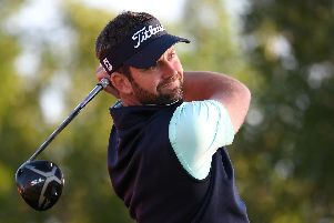 Scott Jamieson closed with weekend rounds of 67 and 65 to finish joint-eighth at Abu Dhabi Golf Club