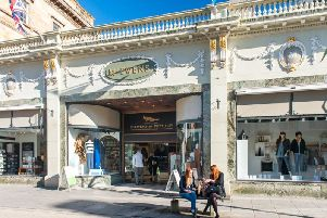 Beales acquired the historic site of the former McEwens department store in Perth city centre in 2017. Picture: Contributed