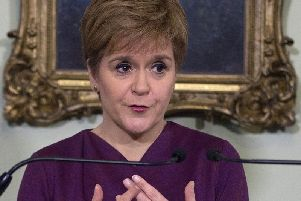 Nicola Sturgeon tells European citizens Scotland is as much of a home to them as it is to her   picture: Getty Images