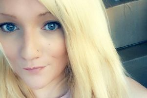 Aimee Casey, 27, posted a scathing write-up on a food ordering app after spending 14 on chicken and chips from Sam's Fried Chicken.