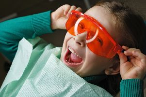 Only if children atten regular dental check-ups can they guard against the need for more expensive repair work on neglected teeth. Picture: Getty/IStockPhoto