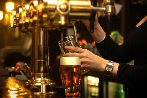 Reforming pub laws would enable them to serve a greater ranger of beers (Picture: Jacky Ghossein)