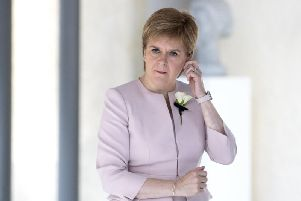 The First Minister suggested the actions of the Conservatives appear at odds with their promises to strengthen protections as a result of the UK's departure from the EU. Picture: PA