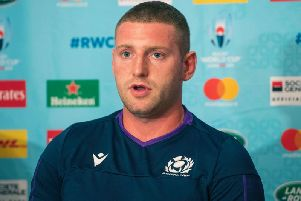 Finn Russell will play no part in Scotland's Six Nations opener against Ireland