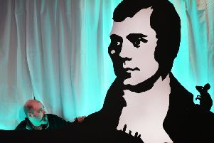 'But facts are chiels that winna ding, An downa be disputed,' wrote Robert Burns in his 1786 poem A Dream (Picture: John Devlin)
