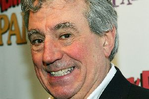 Terry Jones in 2005 (Picture: Evan Agostini/Getty Images)