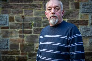 The 60-year-old, from Gatehouse of Fleet in Dumfries and Galloway, told the Sunday Post officers had his fingerprints and knew he was the wrong man. Picture: Andrew Cawley