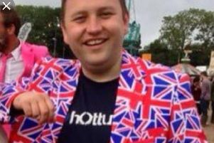 "Ian Murray and the photo that has ""haunted"" him."