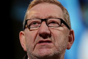 Len McCluskey has said moderate Labour MPs who have threatened to quit if Rebecca Long-Bailey becomes leader, should go now.