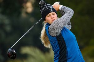 Alison Muirhead 'feels ready' for the Ladies European Tour.