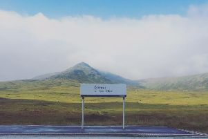 Corrour Station, which is onlyaccessible by train or a 20-mile walk, is offering a few enterprising people a unique experiencein the Scottish Highlands. Picture: contributed
