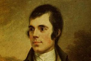 The language of Robert Burns is nothing to be ashamed about