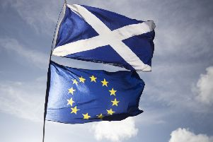 There are an estimated 238,000 EU nationals living in Scotland. Picture: Jane Barlow
