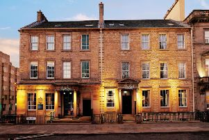 Malmaison Edinburgh City is at 22 St Andrew Square, the former townhouse of Dr Joseph Bell, said to be the inspiration for Sherlock Holmes
