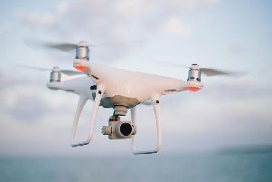 The medicines could now be delivered by drone. Picture: Josh Sorenson