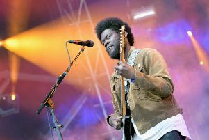 London-born indie rocker Michael Kiwanuka is the headliner for 2020 (Photo: Getty Images)