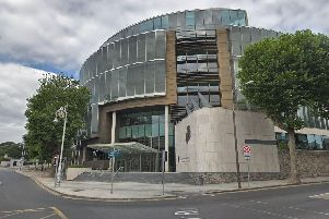Dublin District Court at the Criminal Courts of Justice. Picture: Google