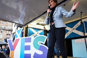 Nicola Sturgeon and the SNP are focussed on flags and a divisive second independence referendum at a time when Scotland has pressing problems like the drug-death crisis, missed hospital waiting time targets and crumbling police stations, writes Pamela Nash.