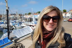 Agnese Daverio, 30, hails from Domodossola in the north of Italy, and moved the Edinburgh to study at Edinburgh Napier.
