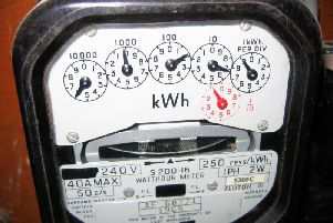 Millions of traditional meters, such as this one, are being replaced with newer smart meters. Picture: JPIMedia