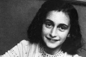 Anne Frank wrote how 'wonderful it is that nobody need wait a single moment before starting to improve the world'