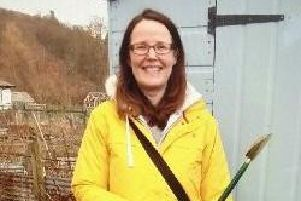 Catherine McColl, 52, was last seen yesterday morning in Muirhall Road, Perth.    picture: Police Scotland