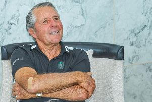 Gary Player was speaking during the final round of the Saudi International at Royal Greens Golf Club ahead of the inaugural Golf Saudi Summit in King Abdullah Economic City on Monday and Tuesday